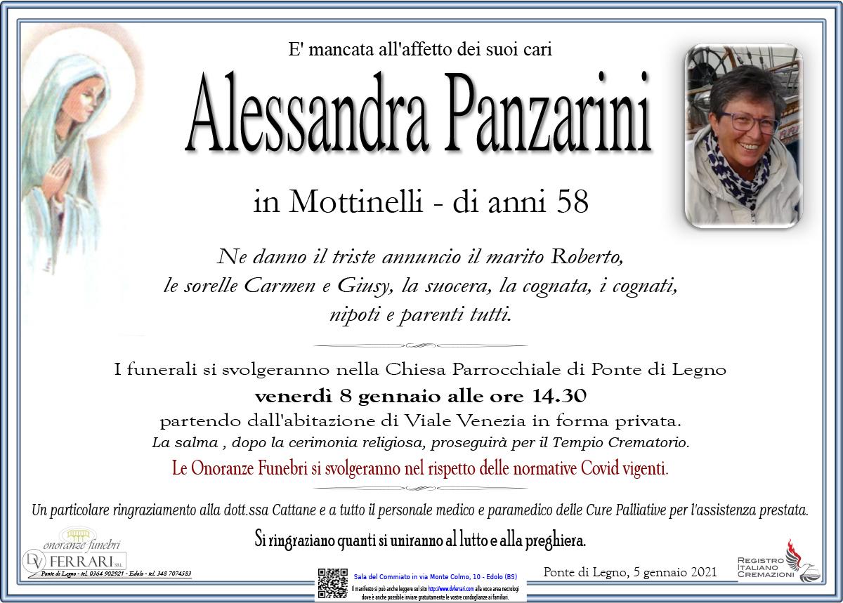 ALESSANDRA PANZARINI IN MOTTINELLI - PONTE DI LEGNO